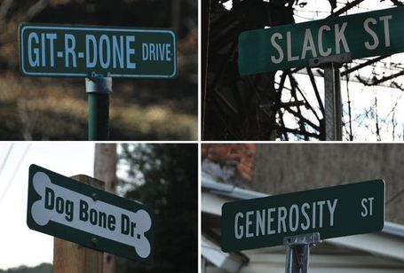 Where the Streets Have No Name | Geography Education | Scoop.it