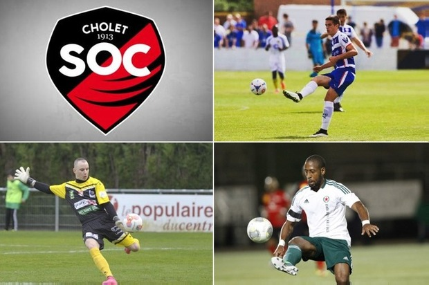 Football (CFA) : 3 nouvelles recrues au So Cholet ! | La Revue de Technitoit | Scoop.it