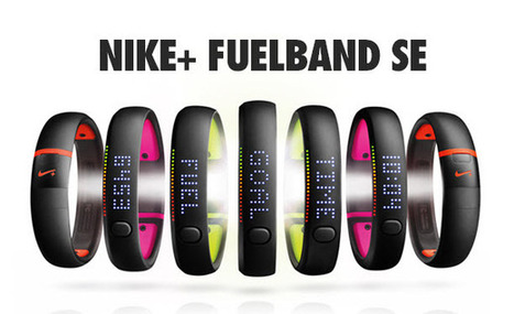 Nike launches FuelBand SE activity tracker: now with sleep tracking and colour accents - New Product | mHealth Technology | Scoop.it