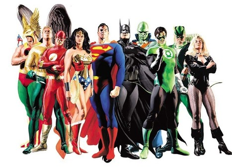 'Justice League': Who should join Superman, Batman in Zack Snyder film? | MOVIES VIDEOS & PICS | Scoop.it