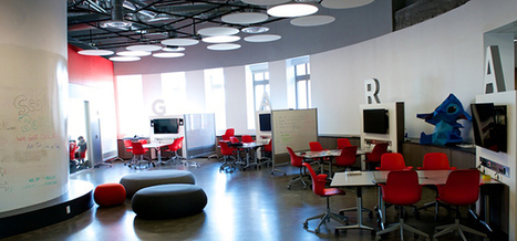 Designing Learning Spaces for Innovation -- Campus Technology | Learning Spaces and the Physical Environment | Scoop.it