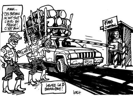 CONGO - RDC : Négociations d'un « PEG 3 » : le feu vert du FMI | république | Scoop.it