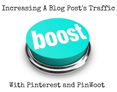 Increasing A Blog Post's Traffic With Pinterest and PinWoot | His Design | Small Business Marketing | Scoop.it