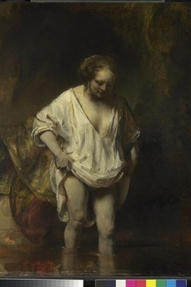 Theatre Web Site - Exhibition On Screen Rembrandt | Systems of Knowledge | Scoop.it