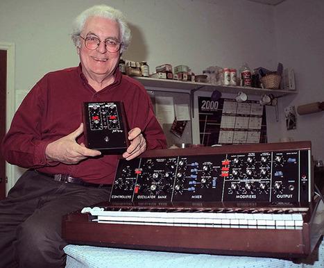 Who was Bob Moog? Man behind today's Google doodle - NDTVGadgets.com   Global Music Scoop   Scoop.it