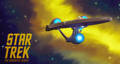 Amazing concept art for a new Star Trek animated series | VI Geek Zone (GZ) | Scoop.it