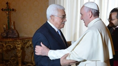 'Not recognizing Israel as Jewish is anti-Semitic, Pope says' | Jewish Education Around the World | Scoop.it