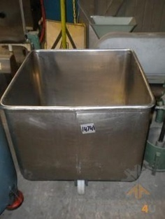 Macki Stainless Steel Bins | Buy or Sell Machinery Online | Scoop.it