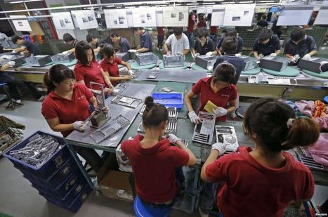Apple Contractor Foxconn Seeks Wider Reach after China Flaps | Electronics - Issues and Problems | Scoop.it