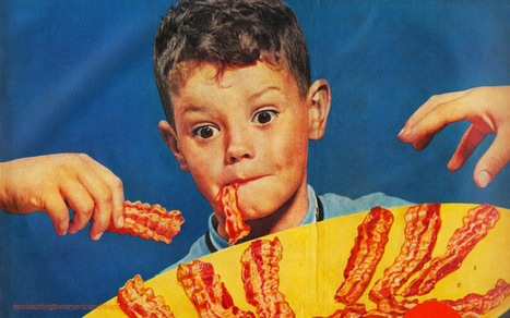 Who Says You're Right in Liking Meat? | A Cultural History of Advertising | Scoop.it