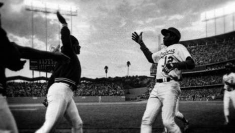 The Man Who Invented The High-Five: The Surprising Back Story | digital marketing strategy | Scoop.it
