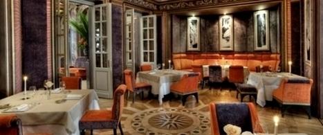 Le restaurant gastronomique du Grand Hotel de Bordeaux | Actualités immobilières à Bordeaux | Scoop.it