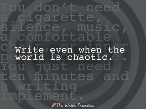 29 Quotes that Explain How to Become a Better Writer   Inquiry-Based Learning and Research   Scoop.it