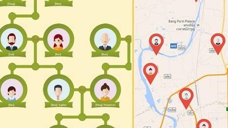 Cinco aplicaciones para que generes tu propio árbol genealógico | Conectar Igualdad | Educacion, ecologia y TIC | Scoop.it