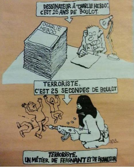 Les Terroristes, tous des Branleurs ! | Epic pics | Scoop.it