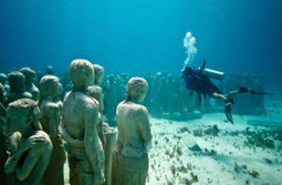 Introducing the World's First Underwater Sculpture Gallery - Divers Institute of Technology | Underwater | Scoop.it