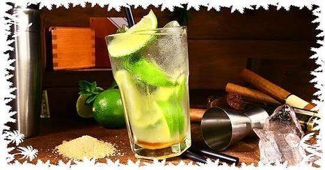 Caipirinha Rezept bei rezepte-cocktails.de | #Cocktails #LifeStyle | Hobby, LifeStyle and much more... (multilingual: EN, FR, DE) | Scoop.it