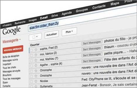 Gmail : tout ce qu'il faut savoir sur les pièces jointes | Adv_geek | Scoop.it