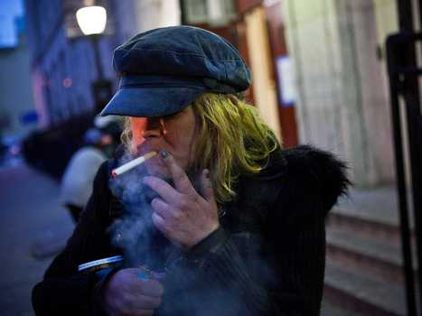 A Proposed Law Could Raise NYC's Legal Smoking Age To 21   Gov & Law Current Events   Scoop.it