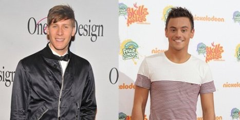 Tom Daley's Reported Relationship With Dustin Lance Black Proves Gays Are 'Sick, Disgusting' Predators: Pundit | Daily Crew | Scoop.it