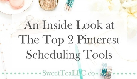 An Inside Look at The Top 2 Pinterest Scheduling Tools | Artdictive Habits : Sustainable Lifestyle | Scoop.it