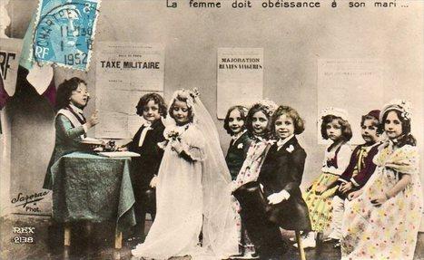 Un acte de mariage insolite dans la Moselle en 1697 | Yvon Généalogie | Rhit Genealogie | Scoop.it
