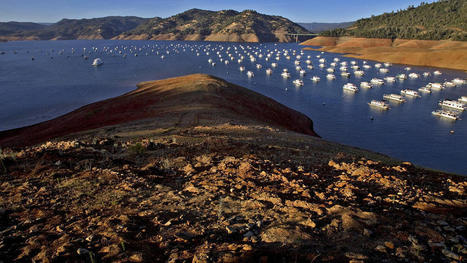 'Severe' drought covers nearly 99.8% of California, report says | Sustain Our Earth | Scoop.it