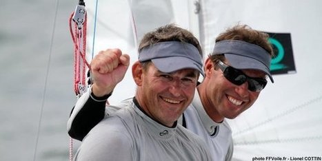 AMERICA'S CUP WORLD SERIES • Newport : Emirates Team New ... - SeaSailSurf.com | French DB home | Scoop.it
