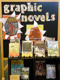 Library Displays | Primary School Libraries | Scoop.it