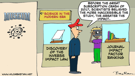 How can academia kick its addiction to the impact factor? | Notebook | Scoop.it