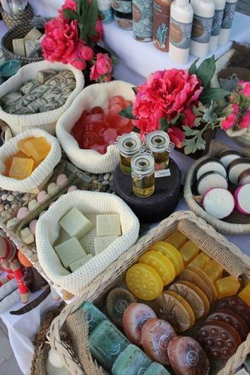Spa Rena: Beautiful bath and body products - Daily News Egypt | Soap | Scoop.it