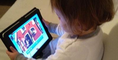 Vierjarig kind verslaafd aan iPad | Mediawijsheid in het VO | Scoop.it