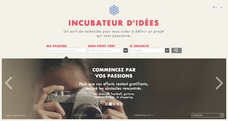Incubateur d'idées Google Science Fair 2014 | CRÉATION DIGITALE | Scoop.it