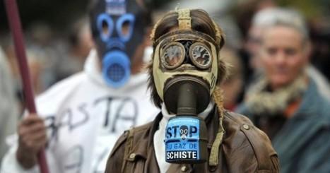 De l'eau dans le gaz (de schiste) | STOP GAZ DE SCHISTE ! | Scoop.it
