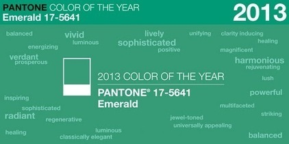 Ecco il #pantonecoloroftheyear2013 | Grafica e Multimedia | Scoop.it