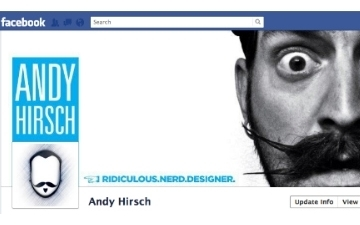 Facebook Timeline: 10 Stunning Designs [PICS] | Social Media Italy | Scoop.it