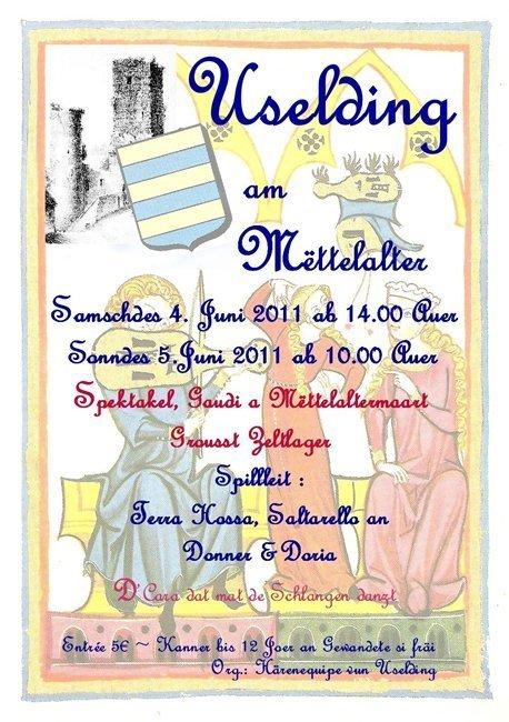 Uselding am Mëttelalter - Home | Festivals Celtiques et fêtes médiévales | Scoop.it