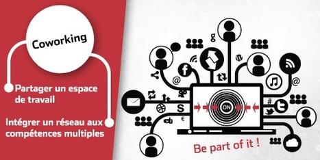 Coworking avec La Cantine Toulouse   BLOW   Scoop.it