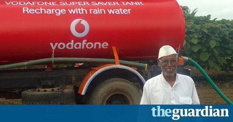 Rainwater-harvesting billboards offer lifeline to India's drought-hit farmers | Water and Science | Scoop.it