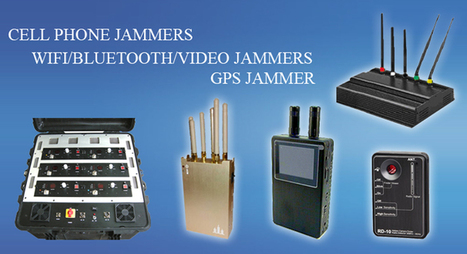 Light in Weight, Handy 4g Jammer Blocks 4G Signals Effectively | InfoStream | Scoop.it