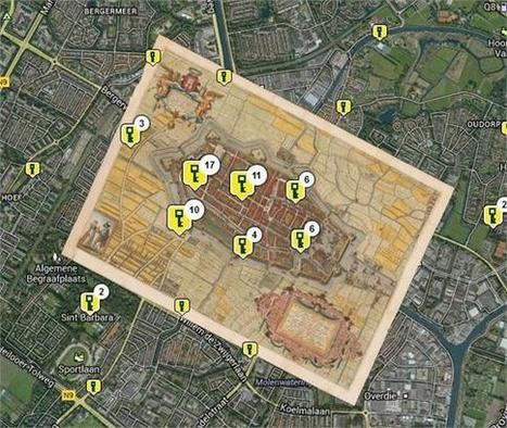 Historische kaarten via Archief Alkmaar | Blik op het verleden: Alkmaar | Scoop.it