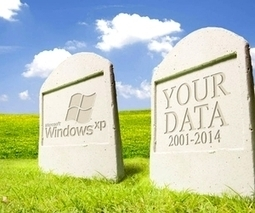 Bury XP or bury your data: 7 Tips for a stress-free migration | Desktop OS - News & Tools | Scoop.it