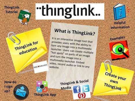 ThingLink in the Classroom - One image. Tons of possibilities. - FRACTUS LEARNING | iPads4Year9 | Scoop.it