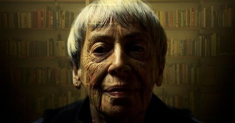 Ursula K. Le Guin on the Sacredness of Public Libraries | Librarysoul | Scoop.it