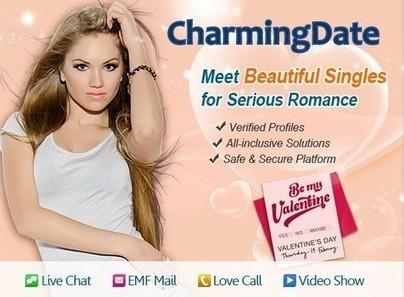 Online dating site; CharmingDate, membership increases   CharmingDate.com Reviews   Scoop.it