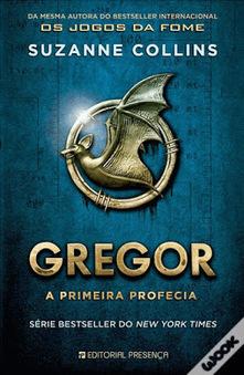 """Clube dos Livros: """"Gregor - A Primeira Profecia"""" de Suzanne Collins   Editorial Presença   Ficção científica literária   Scoop.it"""
