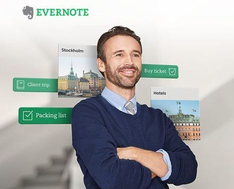Evernote - Note Taking and Beyond | Pédagogie en actions | Scoop.it