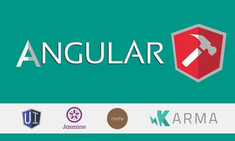 15 Useful AngularJS Tools For Developers | Veille, outils et ressources numériques | Scoop.it