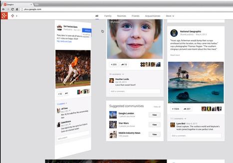 New Google+: Stream, Hangouts, and Photos   GooglePlus Expertise   Scoop.it