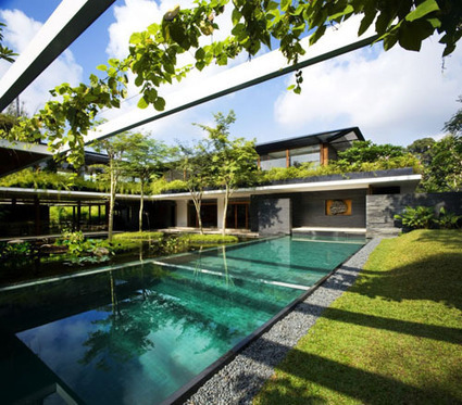 Modern House Design Landscape And Home Improvement On Bodewcom | Home Interior Ideas and Inspiration | Scoop.it